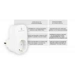 Enchufe inteligente Ferguson Smart WiFi Plug