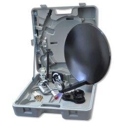 Antena parabolica plana Minisat single