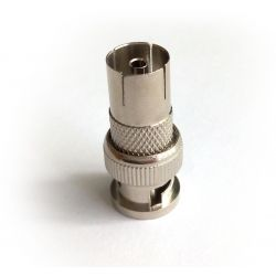 RJ45 Cat 7 plug, FTP shielded, with insert part, 8 contacts, gold plating