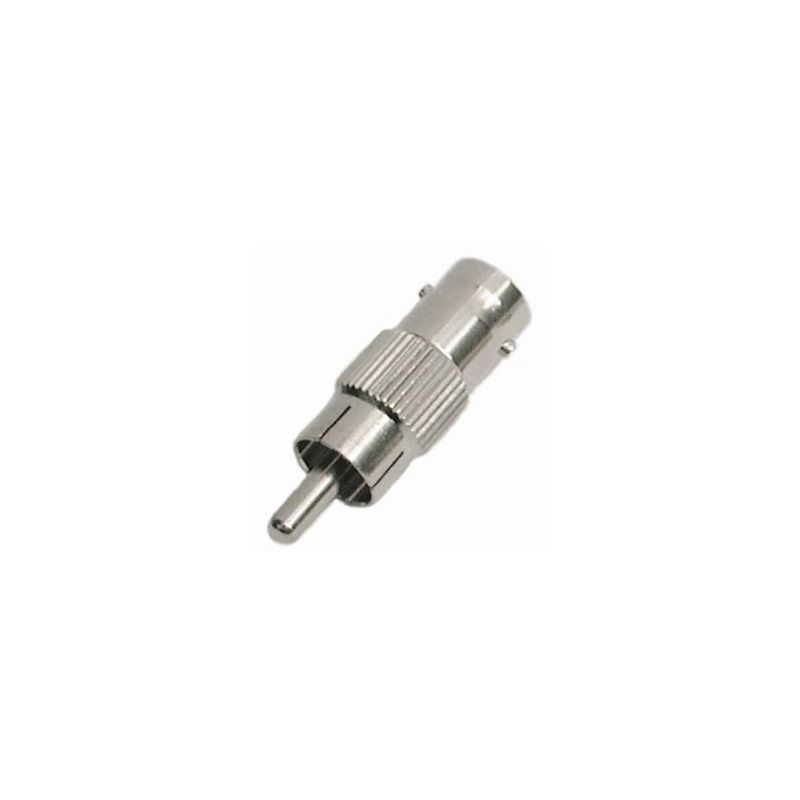 BNC male to F female Adapter