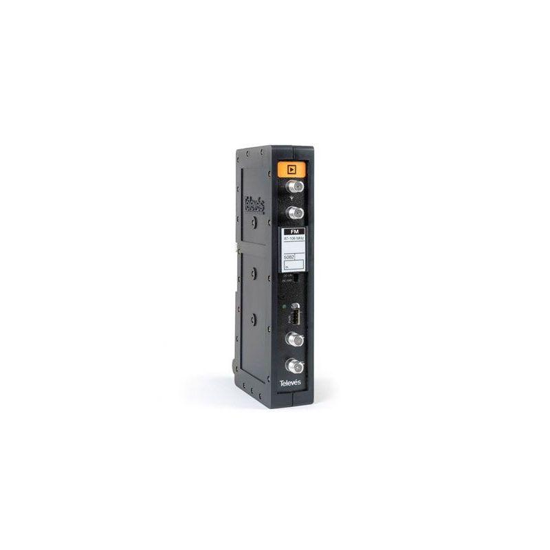 Amplicador T12 FM G35dB VS114 12 Canales Televes