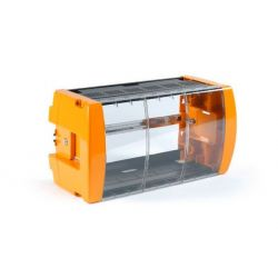 Lockable cabinet (10M+PSU) Televes