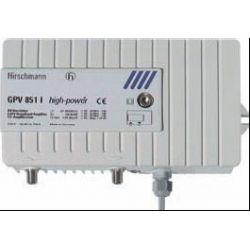 Amplificador telealimentado banda ancha Triax Alta potencia