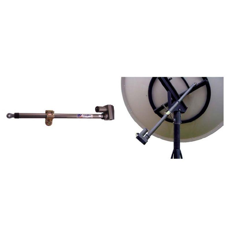 Actuador motor para posicionador 18 pulgadas de 135-180 cm