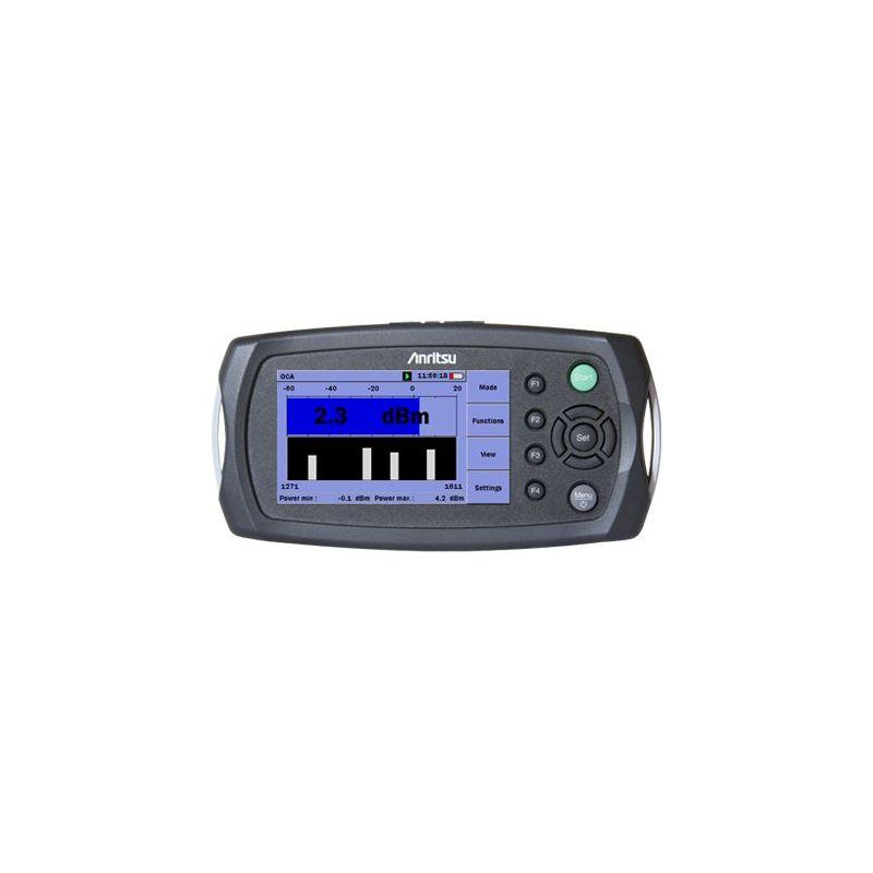 Compteur ANRITSU MT9090 OTDR détecteur abonné faute longueur d'onde de 1