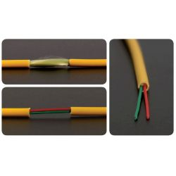 "Cable 2 fibras interior  ""LSFH"" (ITU-T G657A2) (Suministro: 300 metros) Televes"