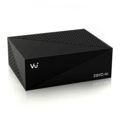 Vu+ ZERO 4K Receptor de Satelite DVB-S2X UHD Preto
