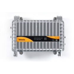 Centrale d'amplification - Série étanche - SCATV Hybride 5-65 Televes