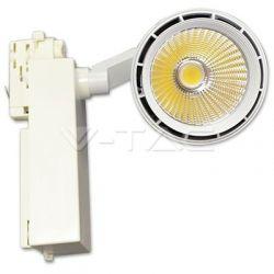 Foco de Carril LED 33W Blanco 4000K V-TAC