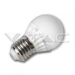 Bombilla LED 4W Е27 G45 Blanco natural 4500K V-TAC