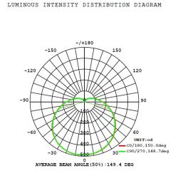 Bombilla LED 30W Е27 A120 Aluminio Blanco 6000K V-TAC