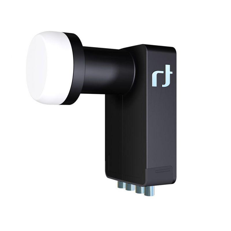 Inverto ultra 0.2 dB 4 salidas banda LNB universal Quattro