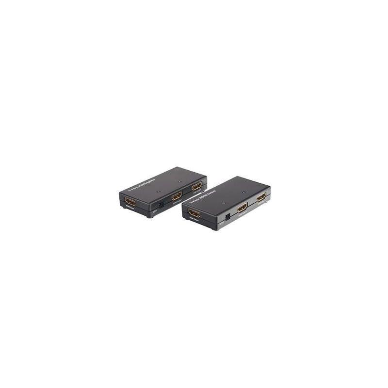 Distribuidor HDMI 1x2 (1 entrada 2 salidas) Shop+
