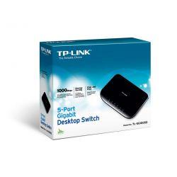 Switch para sobremesa con 5 puertos Gigabit TP-LINK TL-SG1005D
