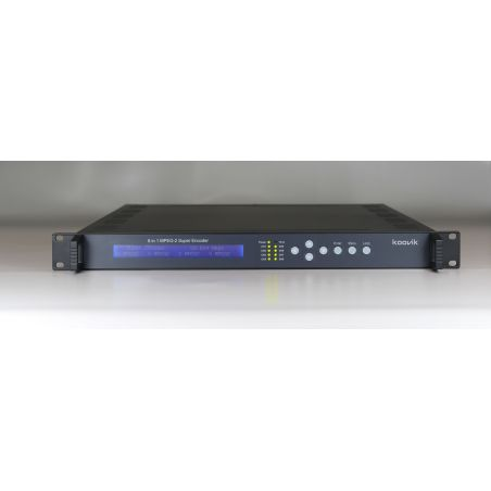 Koovik 8STREAMPro6-HDMI, Streamer IP profesional de 8 entradas HDMI