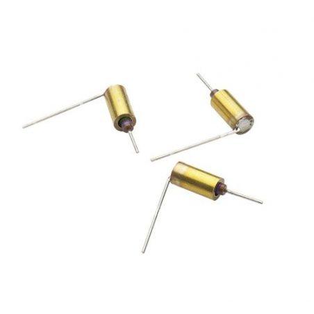 Carga final con resistencia de 75 Ohm en conector IEC Triax