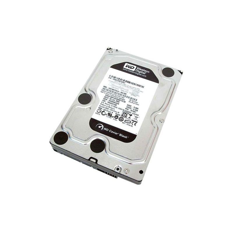 Disco duro WD SATA 3.5 Caviar Black 2 TB 7200 rmp WD2001FASS
