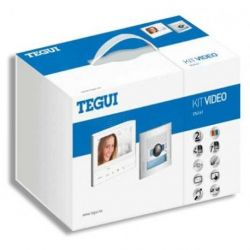 """Color video intercom kit 7"""" Tegui 300X13E"""