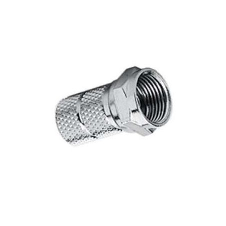 Conector F para cable de 7 mm Triax