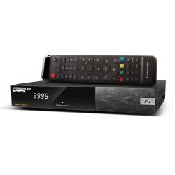 Formuler F4, receptor de satélite Linux Enigma2, 742MHz, 256Mb  Flash, 512Mb Ram