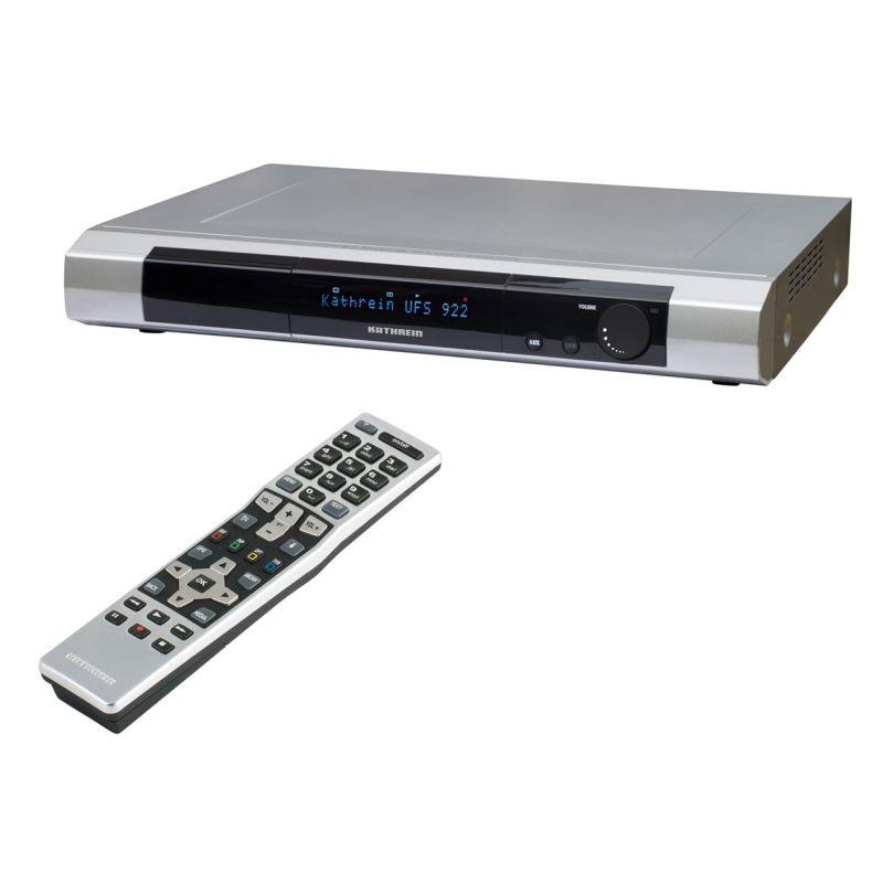 Kathrein HDTV TWIN UFS 922 Enigma2 + HDD 250 GB