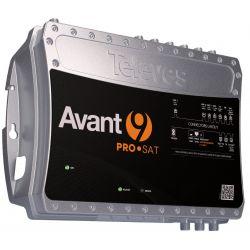 Televés Avant9 Pro: Station d'amplification programmable