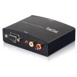 Convertidor de VGA a HDMI...