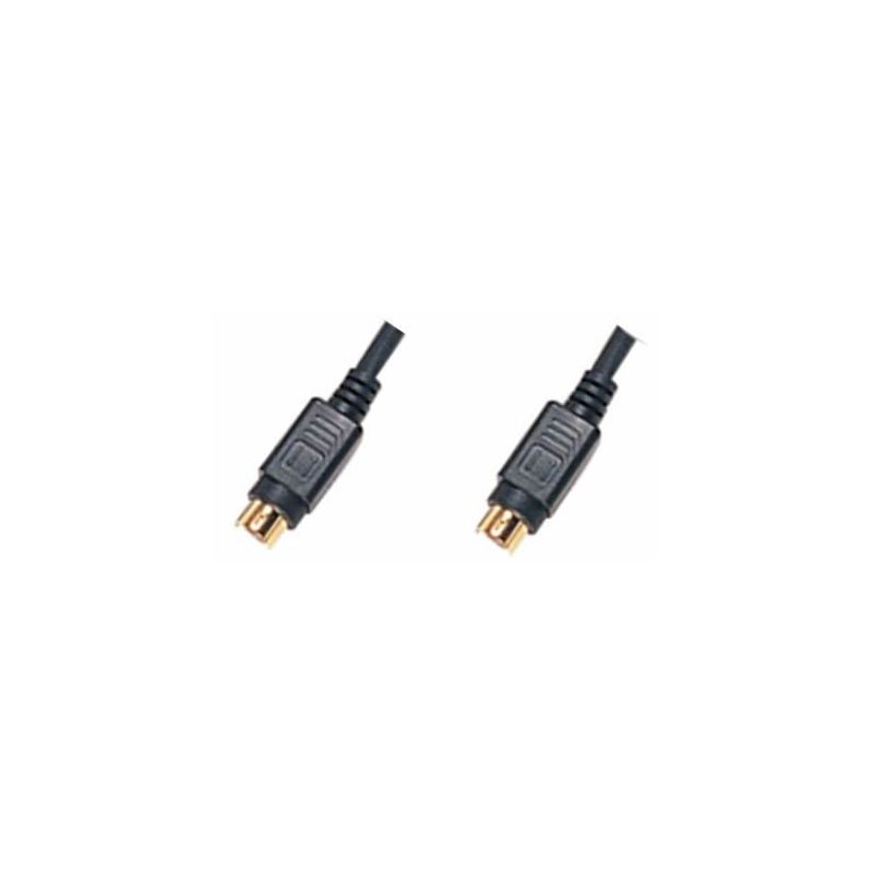 Cable Audio Video 3 RCA 1,5m EDC