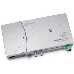 Ikusi FRD-400: Receptor óptico TV + FI-SAT