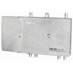 Ikusi SAE-920: Amplificador de extensión Terr:118dBμV Sat:120dBμV