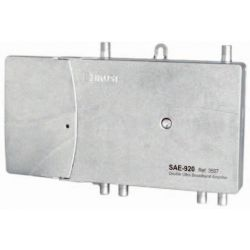 Ikusi SAE-920: Amplificateur d'extension Terr:118dBμV Sat:120dBμV