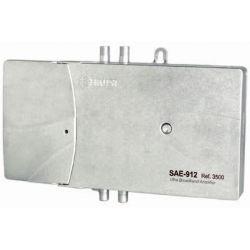 Ikusi SAE-916: Extension amplifier Terr:118dBμV Sat:120dBμV VR:110dBμV