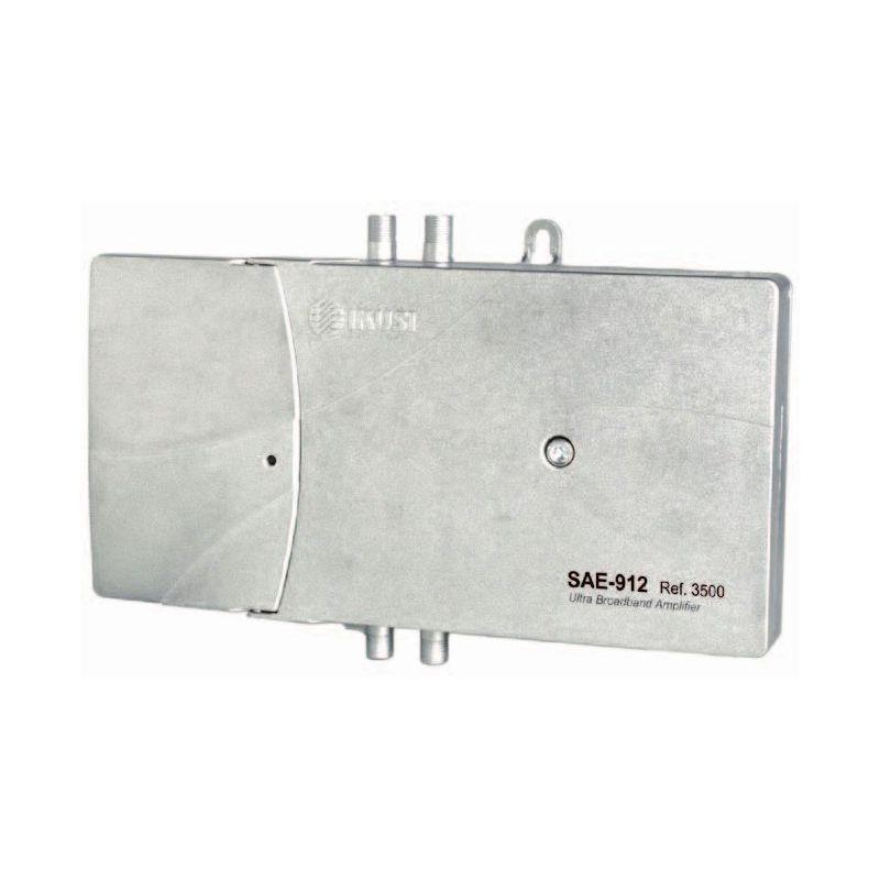 Ikusi SAE-916: Amplificador de extensión Terr:118dBμV Sat:120dBμV VR:110dBμV