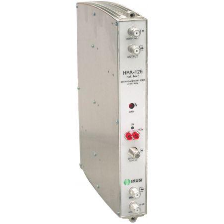 Ikusi HPA-125: Amplificador multicanal de línea ClassA
