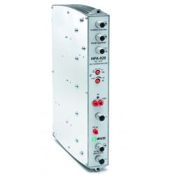 Ikusi HPA-125: Amplificateur/Coupler BIS