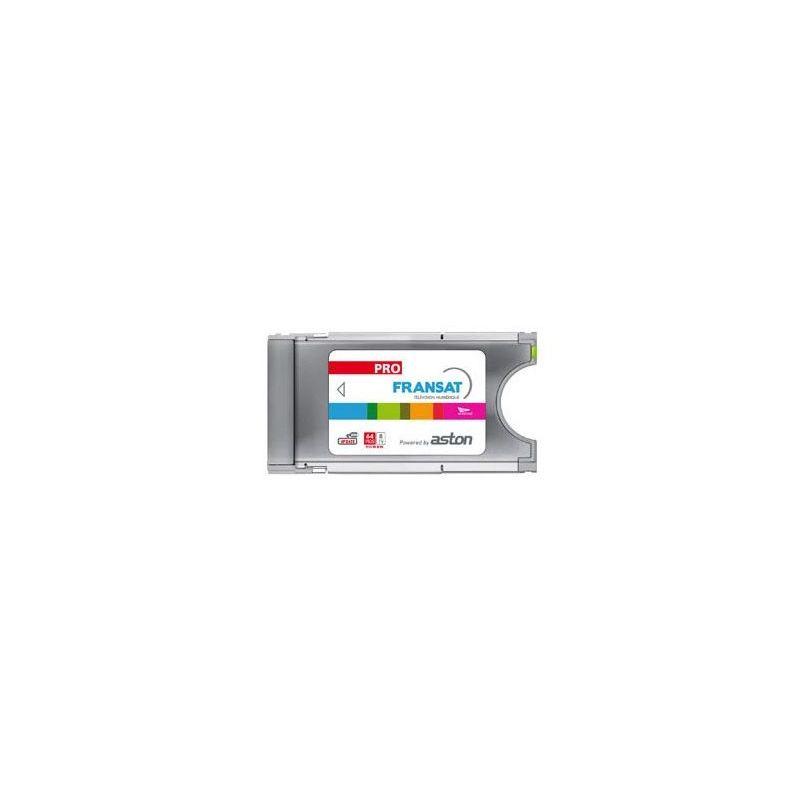 Aston Viacces secure professional CAM PCMCIA 16 Channel 64 Pids