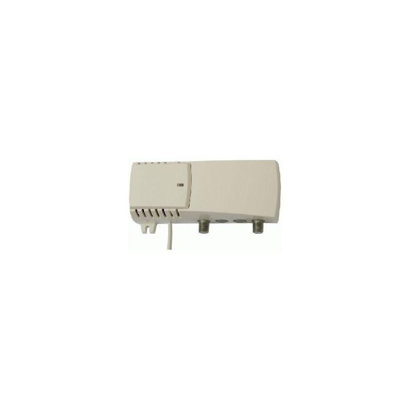 Amplificador Interior TDT/CABLE Terra 20 dB 2 salidas