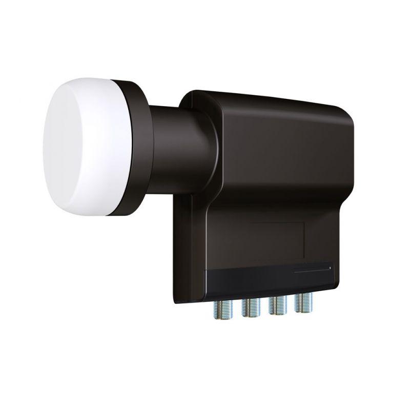 Inverto 0.2 dB 4 salidas banda LNB universal Quattro