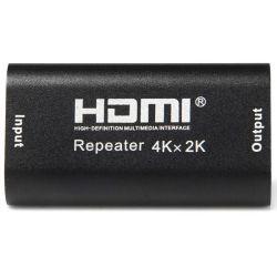 Repetidor, extensor HDMI 2.0 hasta 40 metros (20+20) 4K 2K 3D