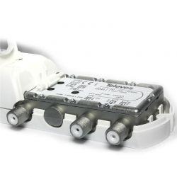 Fuente de alimentación Televes 130 mA 24V con conector F