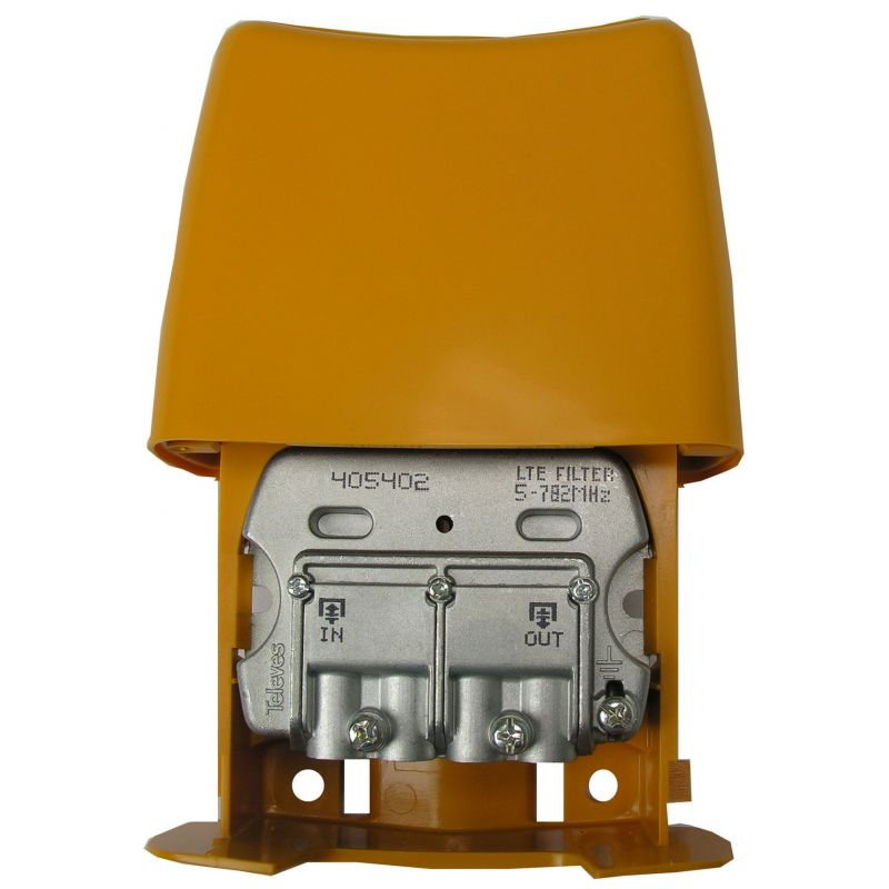 "Filtro LTE ""EasyF"" 47...782MHz UHF (C21-59) Exterior Televes"