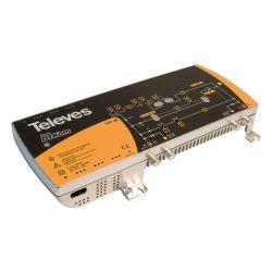 Televés DTKom: IF + MATV central amplifier w/Ret.