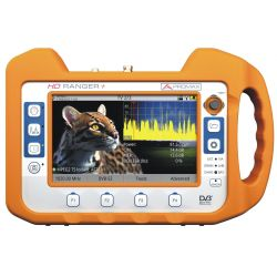 Medidor de campo profesional Promax HD RANGER+ DVB-T2/C2/S2 (DVB-T/C/S)