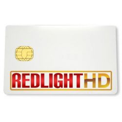 Chipkarte Redlight HD Elite Fusion 12 canais hardcore sobre Hotbird 13º