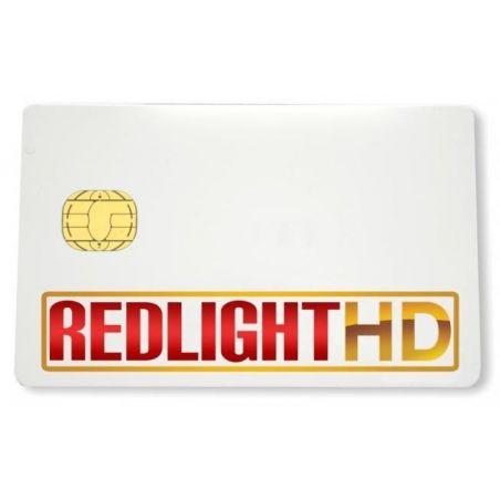 Chipkarte Redlight HD Elite Fusion 12 chaînes hardcore sur Hotbird 13º