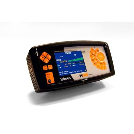Medidor de Campo H45 Compact + FULL HD + F.O.SELECTIVA