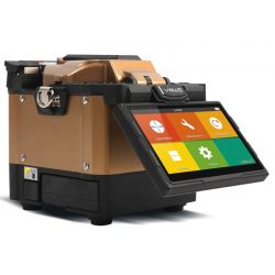 INNO Instruments View5: Compactly Designed Active V-Groove Fusion Splicer