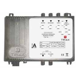 Triax TMA-545 LTE 5 entrées...