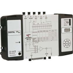 Central Programable 6 entradas/1 salidas Triax 55 dB 10 filtros TMB10B