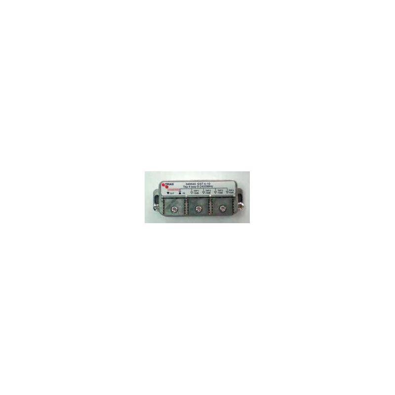 Derivador 4 salidas (Conexión clema fácil) 10db EST 4-10